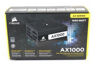 Corsair AX1000 Titanium