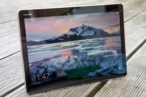 Das Huawei MediaPad M3 Lite 10 soll im mittleren Preissegment mit seinen Unterhaltungskünsten überzeugen