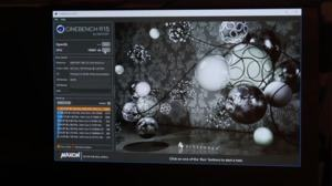 Zwei AMD EPYC 7601 mittels Trockeneis gekühlt