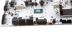 Umfangreich fällt das Storage-Angebot aus. Rechts ist auch eine USB-3.1-Gen1-Typ-C-Schnittstelle zu sehen.