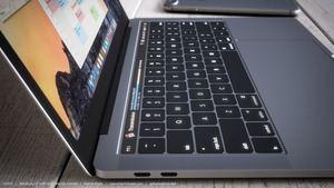 MacBook Pro mit OLED-Leiste