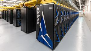 Summit Supercomputer des OLCF