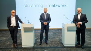 ZDF ARD Streaming Netzwerk