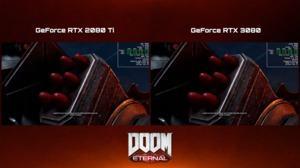DOOM Eternal GeForce RTX 3080 4K Gameplay