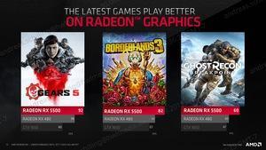 AMD Radeon RX 5500 Serie