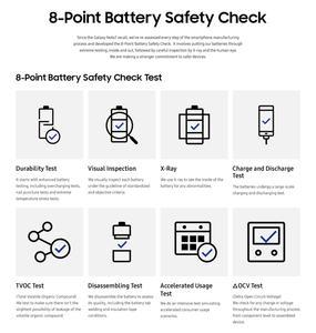 Acht Punkte sollen künftig bei Samsung sicherstellen, dass die Akkus keine sicherheitsrelevanten Probleme verursachen