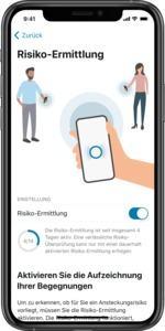Corona-Warn-App für iOS