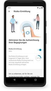 Corona-Warn-App für Android