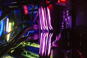 Team Group T-Force Night Hawk RGB DDR4-3000