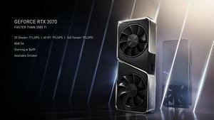 NVIDIA GeForce RTX 3000 Serie