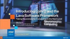 Intel Loihi 2 und LAVA