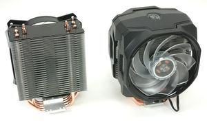 Cooler Master MasterAir MA410P und MasterAir MA610P