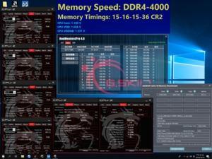 G.Skill Trident Z mit DDR4-4000 CL15