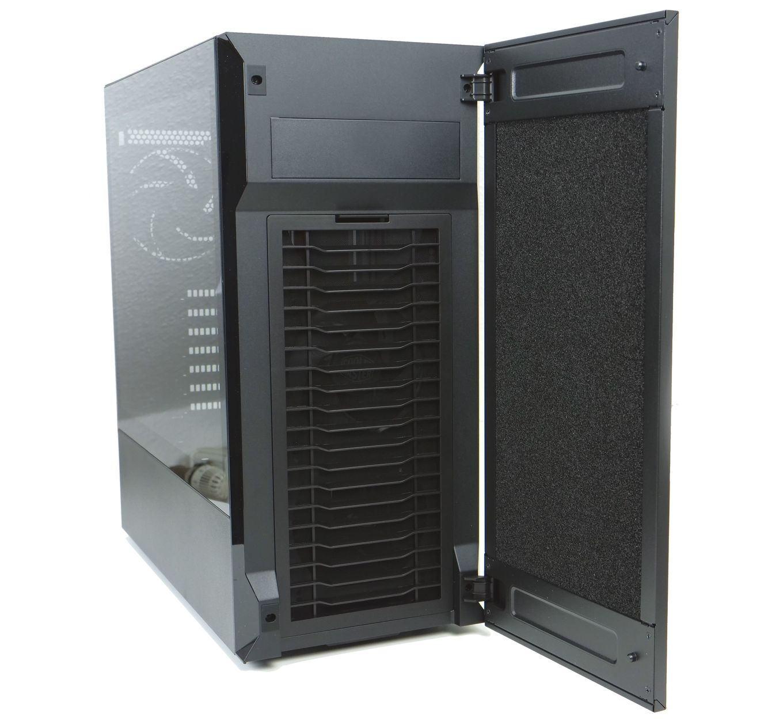 Cooler master silencio s600 im test minimalistisch und for Minimalistisch werden