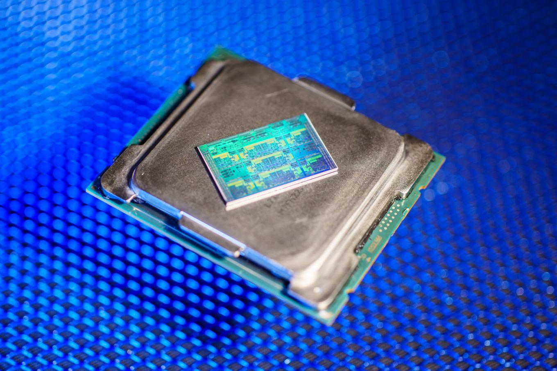 Dieshots eines Skylake-X von Intel