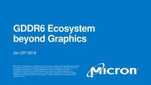 Micron GDDR6 IP