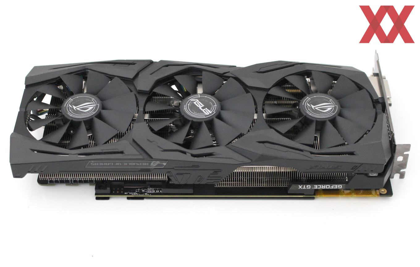ASUS ROG GeForce GTX 1080 Ti Strix OC