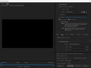Adobe Premiere Pro Hardwarebeschleunigung