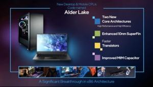 Intel Alder Lake Preview