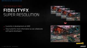 AMD Radeon RX 6000 FidelityFX