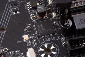 Genau wie beim Gaming-7-Modell ist ein USB-3.1-Gen1-Hub zu finden.