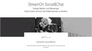 Telekom StreamOn Social&Chat
