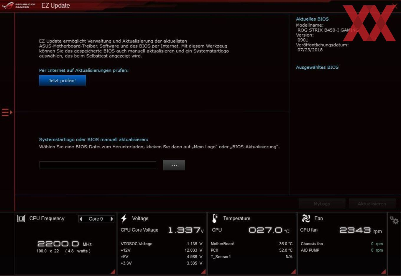 Mini-ITX-Duell: ASUS ROG Strix B450-I Gaming vs  ASRock Fatal1ty