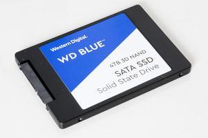 Western Digital WD Blue 3D NAND SATA