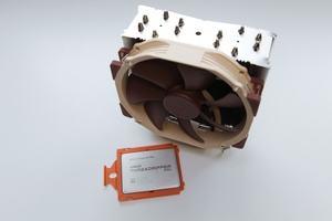 AMD Ryzen Threadripper Pro 3995WX und Noctua NH-U14S TR4-SP3