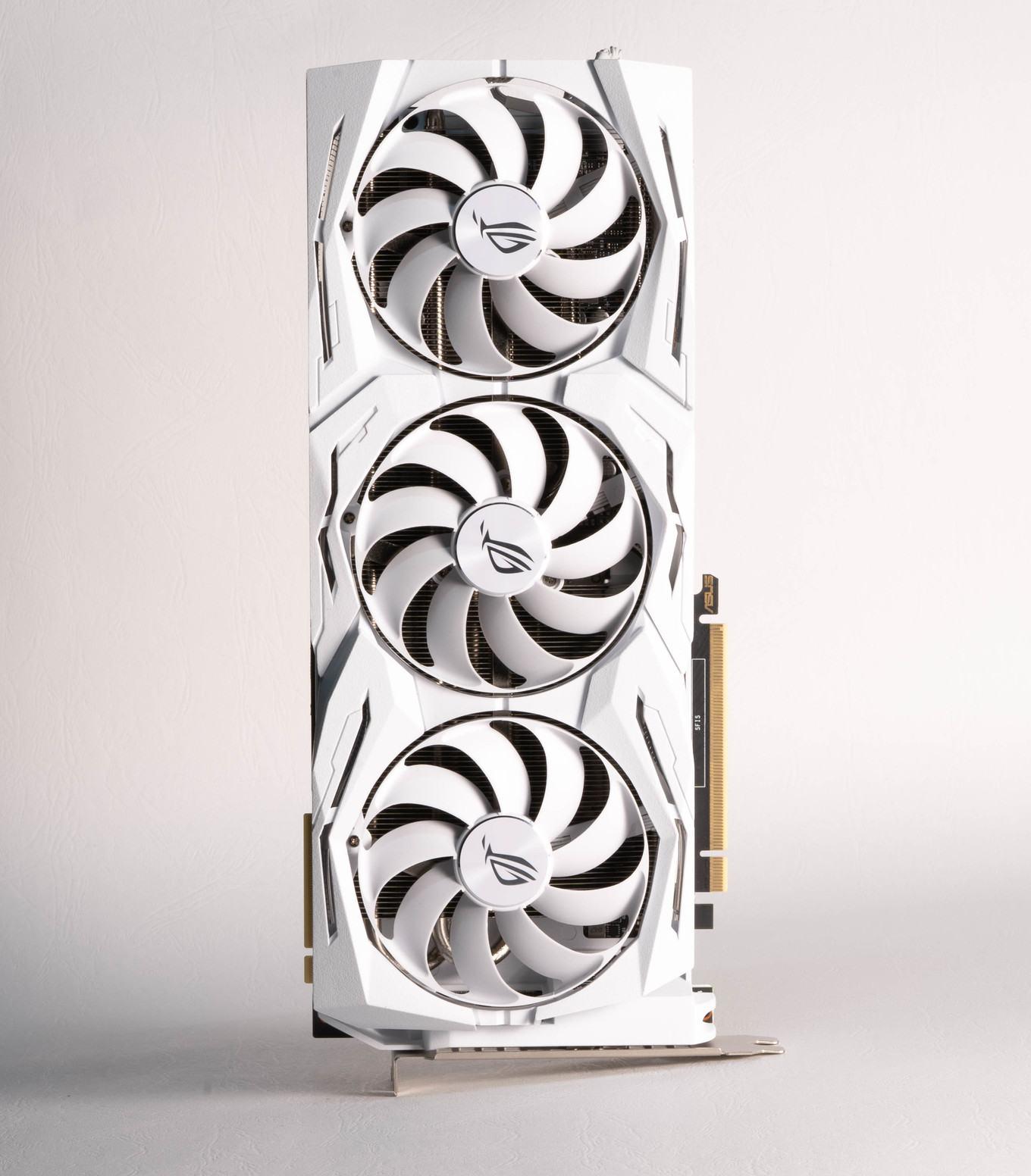 ASUS ROG Strix GeForce RTX 2080 Ti OC White Edition
