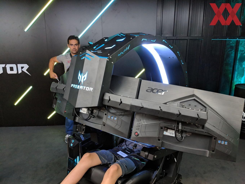 Acer Thronos auf der IFA 2018