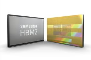 Samsung HBM2 Aquabolt