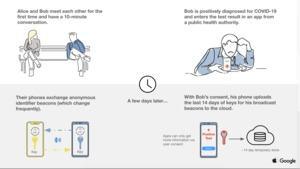 Apple und Google gegen das Coronavirus
