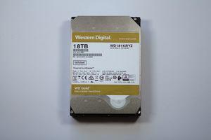 WD Gold 18 TB WD181KRYZ