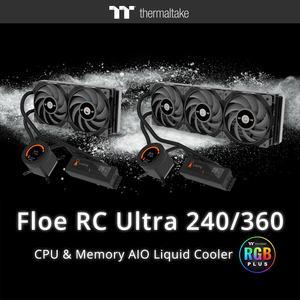 Thermaltake Floe RC Ultra 240 und Floe RC Ultra 360