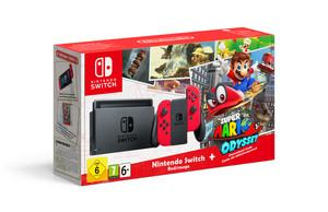 Bundle-Pakete der Nintendo Switch