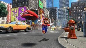 Spiele-Screenshots zur Nintendo Switch