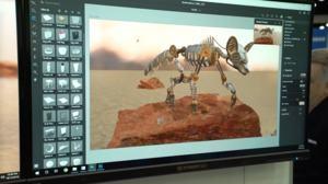 Adobe Dimensions CC mit RTX-Unterstützung