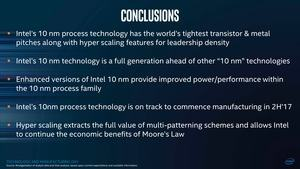 Intel TMG Meeting 2017 - 10 nm