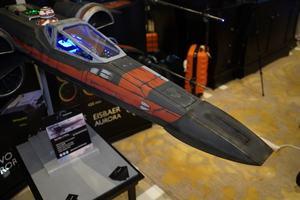 Star Wars X-Wing by RandomDesign