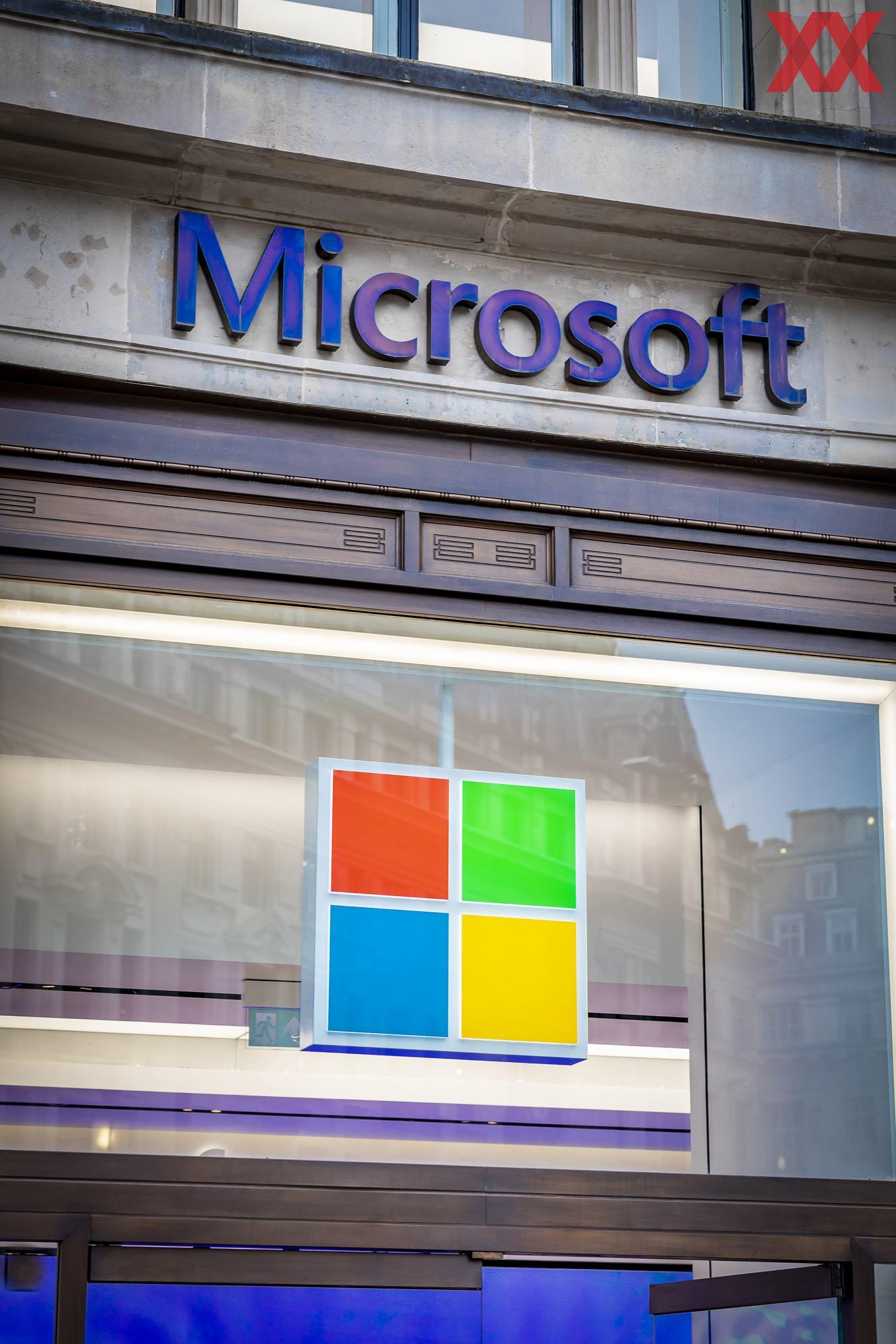 Microsoft-Store London