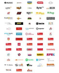 StreamOn-Audiopartner der Deutschen Telekom