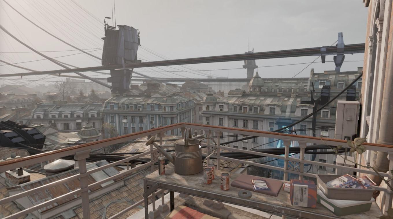 Half-Life: Alyx - Hoch