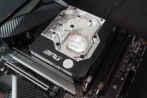 MSI MPG Z490 Carbon EK X