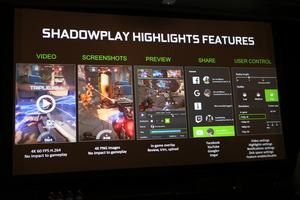 NVIDIA ShadowPlay mit SDK