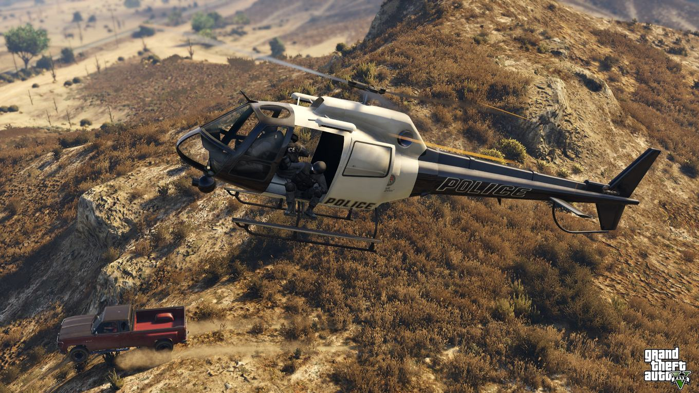 Screenshots zu GTA 5