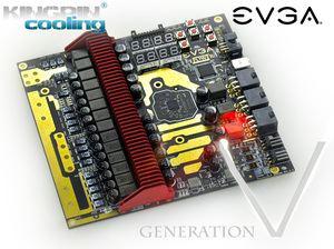 EVGA hat mit dem Epower gen V eine externe Zusatzversorgung für Grafikkarten vorgestellt.