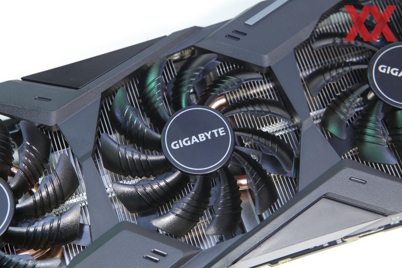 Kleiner Turing-Ausbau: Gigabyte GeForce RTX 2070 WindForce