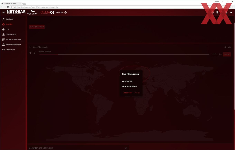 Netgear XR500 Nighthawk Gaming Router