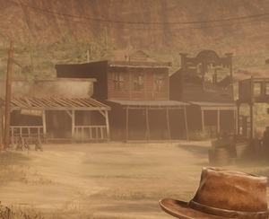 Red Dead Redemption 2: DLSS Quality